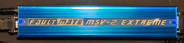 Backside panel of the Faultmate Extreme MSV-2