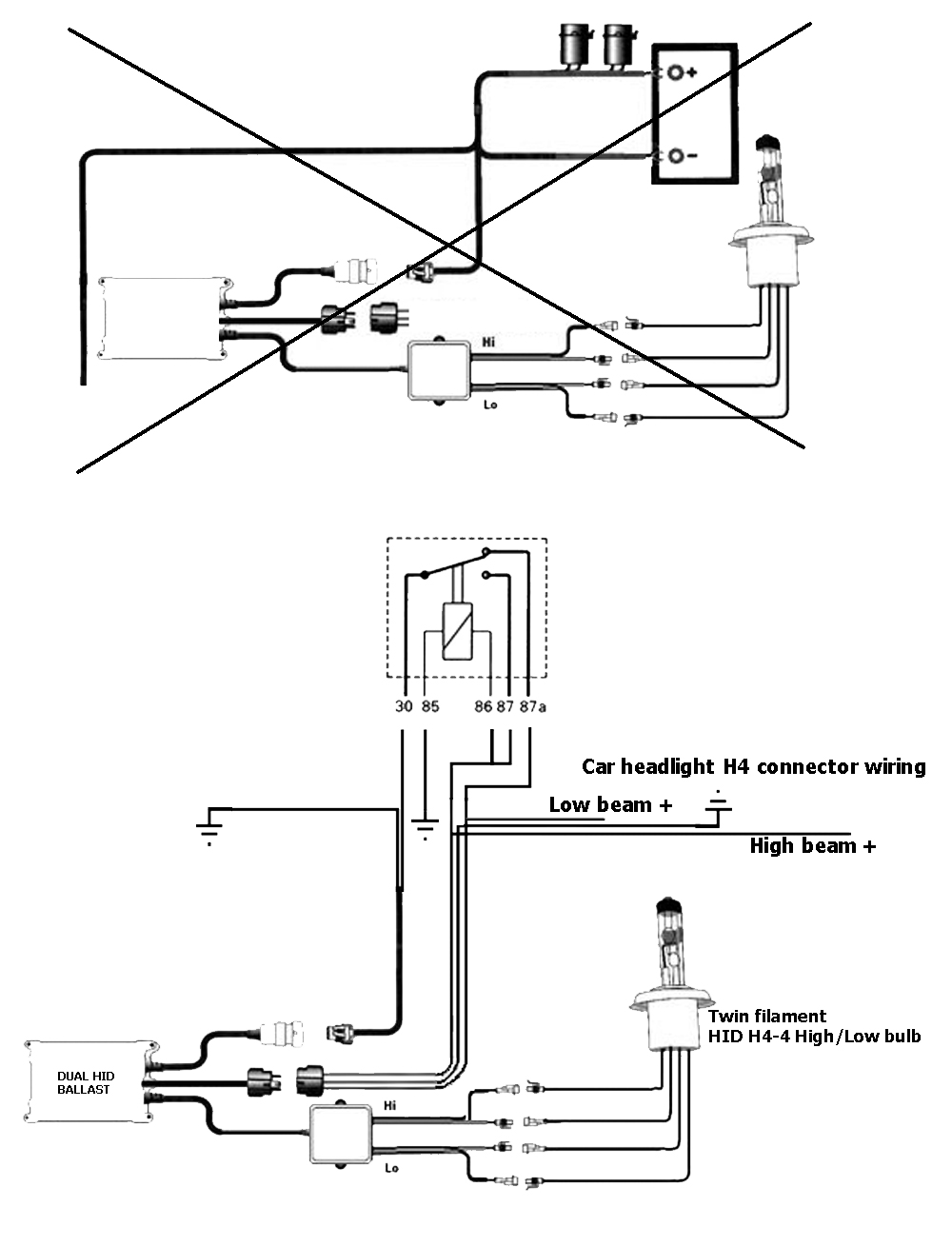 P38 stockholmviews on wiring diagram for driving lights with a relay